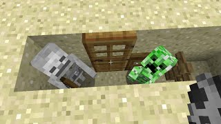 Basic Music Disc Farm in Minecraft - MCinstructabuilds