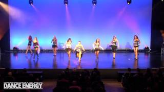Burlesque - Christina Aguilera / Choreography by Natalia Wondrak, Lörrach / DANCE ENERGY STUDIO