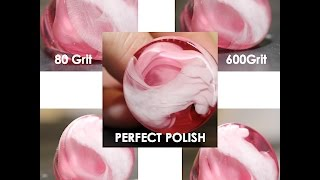 How to Polish Resin with Rotary Tool by CloneMold.mp4
