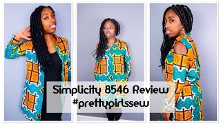 Download Video Simplicity 8546 Review | My First Sew Along | Sew Cazual MP3 3GP MP4