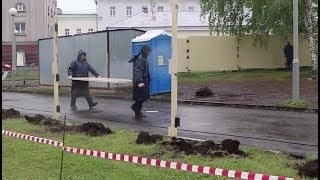 Фото Власти Екатеринбурга снесли Andquotзабор раздораandquot