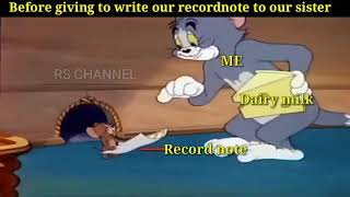 Funny Tom and Jerry WhatsApp status