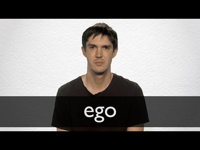 big ego synonym