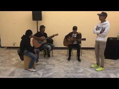 Aiman Tino & Sufian Suhaimi jamming lagu Harus Aku + Permata Cinta