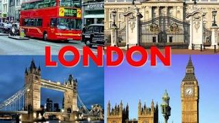 LONDON!!! Вид  с высоты 135 м! Все главные достопримечательности Лондона за 10 минут!(Я всю жизнь мечтал увидеть Пирамиды в Египте, Башню в Париже, Колизей в Риме, Биг Бэн в Лондоне и Нью Йорк..., 2017-02-13T15:58:22.000Z)