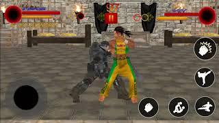 Marcus vs Eddy #44 SuperHeroes Street Fighter   Modern Fighting Games