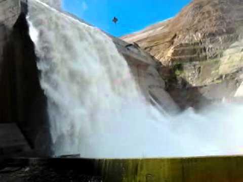 Thác nước thủy điện đẹp nhất Lai Châu.mp4