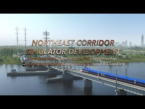 TSW NEC: NY - Blizzard, ATC, ACSES, Alerter AND no Heads-Up Display!?!?!