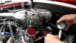Como revisar la compresion de un motor.