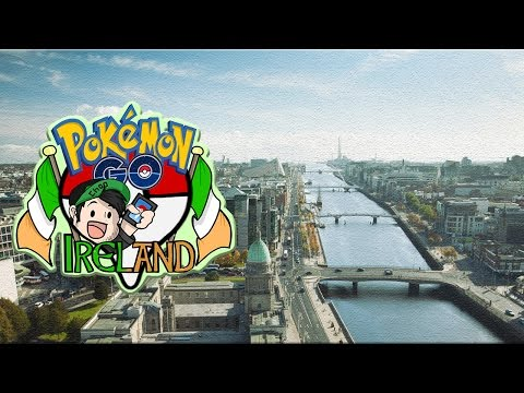 Pokemon Go Ireland - Dublin's Fair City [4]
