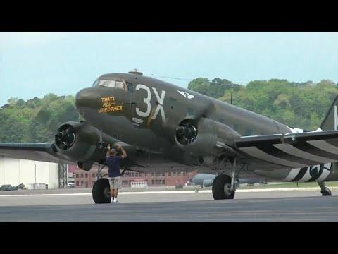 Hurdalıkta unutulan II. Dünya Savaşı uçağı