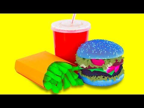 Как отказаться от вредной еды