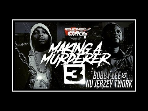 BODY BAG BATTLES: BOBBY LEE VS NU JERZEY TWORK | Rap Battle