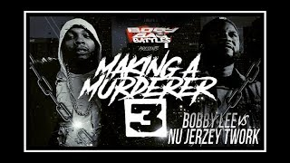 BODY BAG BATTLES: BOBBY LEE VS NU JERZEY TWORK | Rap Battle