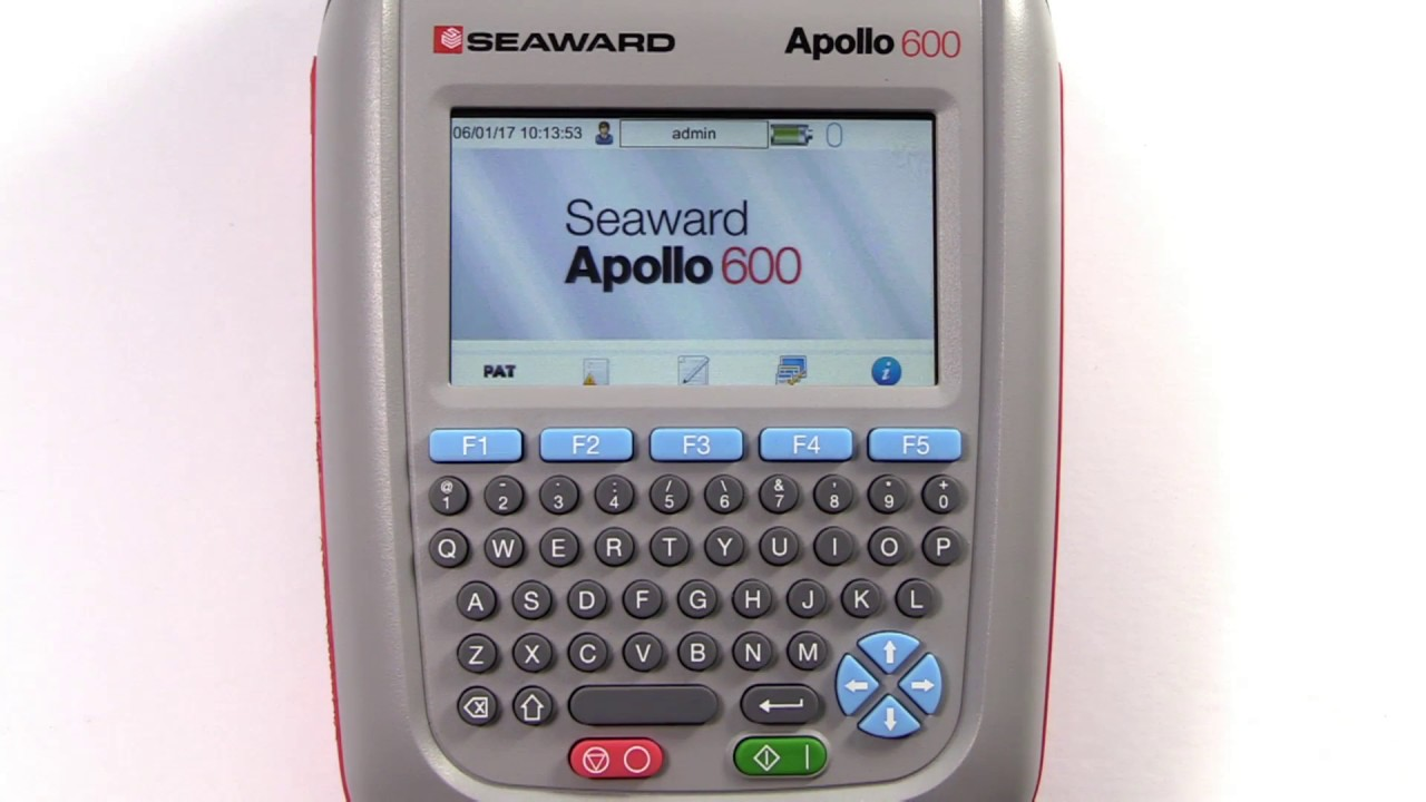 Apollo Series PAT Tester Support FAQs | Seaward