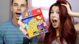 Nasty Jelly Belly Challenge en Amoureux !