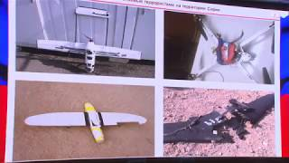 Défense russe : Les drones ayant attaqué les bases russes en Syrie ont été conçus à l'étranger