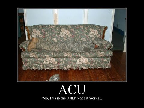 ACU/UCP - It's Actually Pretty Good?!
