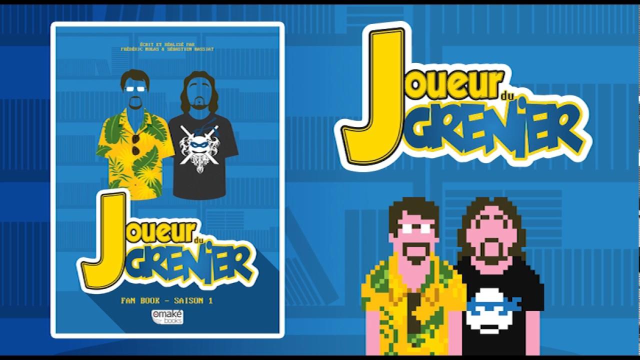 dvd joueur du grenier saison 1