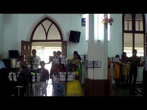 C.S.I. Unity Church, Mulki- Prelude (Choir Sunday, 14-May-2017)