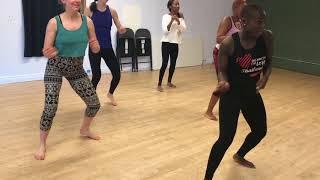 """Video Coach Cass African Dance Intensive """" Azonto Girl"""" download MP3, 3GP, MP4, WEBM, AVI, FLV Oktober 2018"""