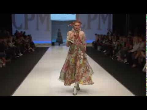 21. CPM MOSCOW Fashion Show SLAVA ZAITSEV
