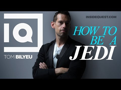 The Responsibility to Achieve Your Dreams - Tom Bilyeu | Inside Quest #23