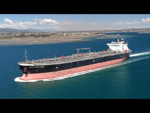 "Amazing ""Challenge Peak"" Oil Products Tanker"