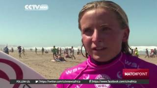 Morocco hosts first ever women's surfing int'l competition