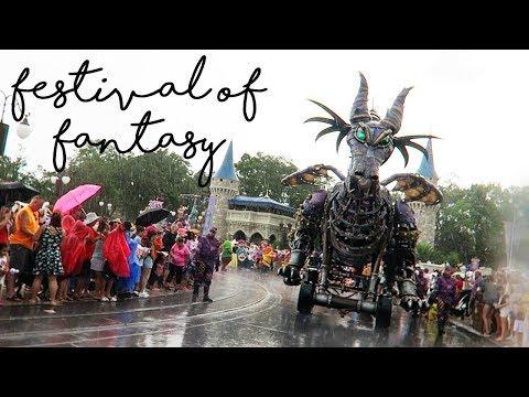 FESTIVAL OF FANTASY// WDW Parade