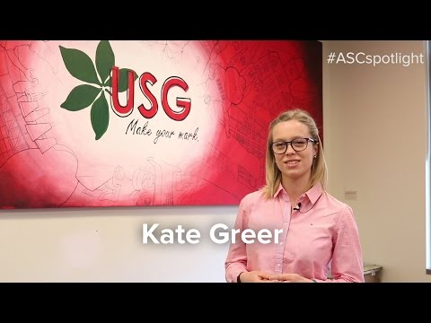 Kate Greer: ASC Spotlight