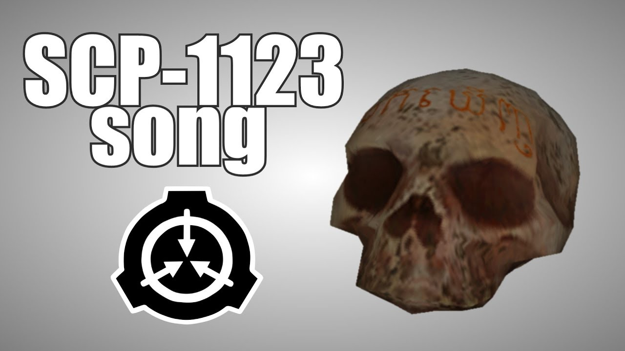 SCP-1123 song (by Mobius)