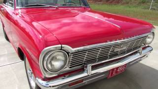 1965 Chevy Nova Walkaround