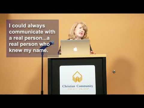 Rev. Dr. Lauran Bethell Testimonial