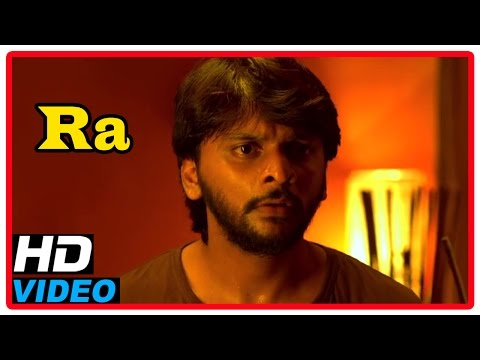 Ra Tamil Movie | Scenes | Psychic Reveals About The Red Door Ashraf Has Seen | Lawrence Ramu