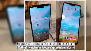 LG just confirmed when it will unveil the iPhone X copycat it almost canceled