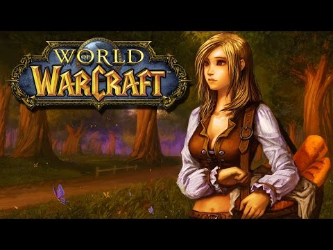 World of Warcraft : BLONDIE LA MONIALE !