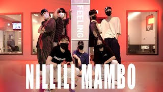 Block B (블락비) - Nillili Mambo (닐리리맘보)   | wony choreography