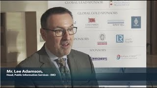 2018 8th Annual Operational Excellence in Shipping - Lee Adamson Interview