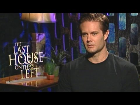 'The Last House on the Left' Garret Dillahunt Interview