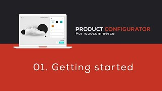 Getting started - WooCommerce product configurator tutorial