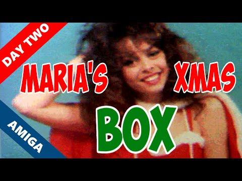 Maria's Christmas Box (Amiga) -- 12 Days of YARG!