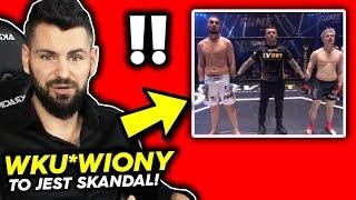 Wojtek Gola wyjaśnia OSZUSTWO na  FAME MMA 3! *TO JEST SKANDAL*