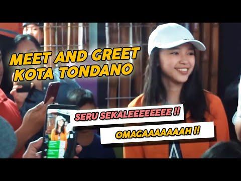 MEET AND GREET KOTA TONDANO - SERU SEKALEEEEEEEE !! OMAGAAAAAAAH !!