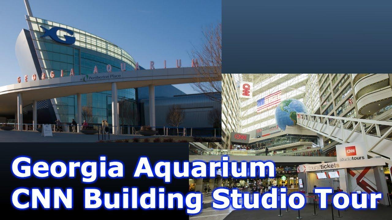 georgia aquarium cnn building
