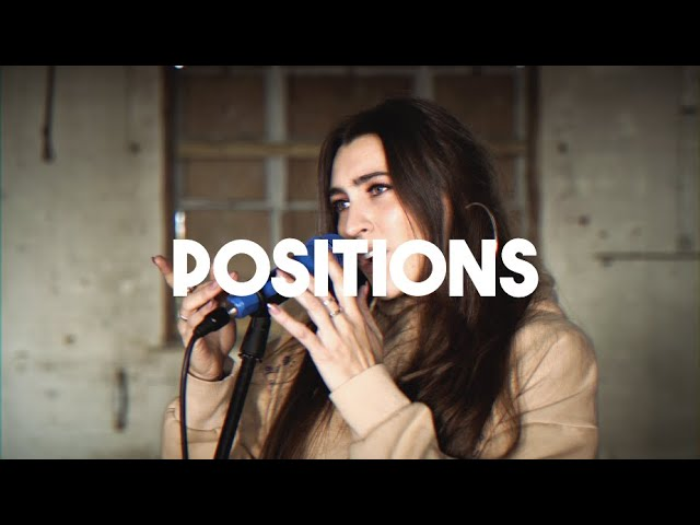 Ariana Grande - Positions (Lacuna J cover)