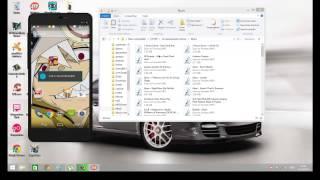 Como transferir vídeo, foto e musicas do seu PC para seu Smartphone