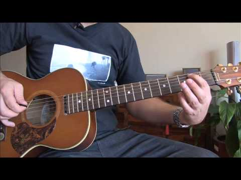 Dance the night away lesson - solo and chords