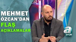 Mehmet Özcan'dan Galatasaray'ın Transfer Gündemine Dair Flaş Açıklamalar / Transfer Hattı/14.08.2020
