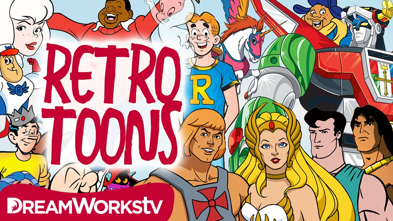 Dreamworkstv Youtube Channel Allows You To Watch Classic Retro Cartoon Clips Rotoscopers